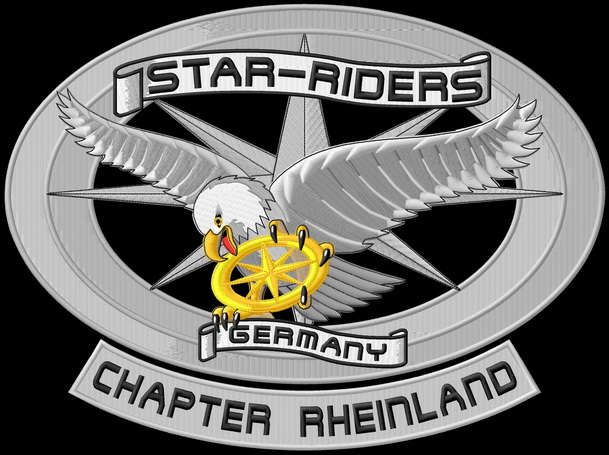 Star Riders Germany logo XL Rheinland a